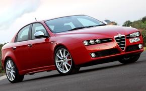 Картинка Alfa Romeo, Red, Rosso, Alfa Romeo Wallpaper, Alfa Red, Alfa Romeo 159 Wallpaper, Alfa Romeo ...