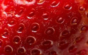 Картинка текстура, клубника, ягода
