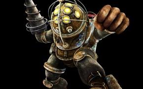 Картинка BioShock, Big, Daddy