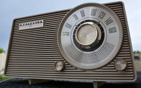 Картинка радио, Motorola, приёмник