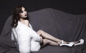 Картинка девушка, музыка, азиатка, sexy, legs, nicole, body, kara, k-pop, Южная корея