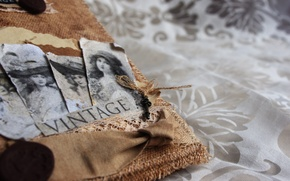 Картинка фото, ключ, альбом, vintage, винтаж, скатерть