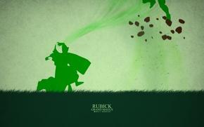 Картинка Зеленый, Valve, Dota2, Dota, Дота, Вор, Rubick, Дотка, Sheron1030, Grand Magus, Рубик, Вольво., Рубен, Великий …
