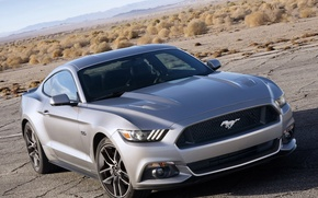 Картинка Mustang, '2014