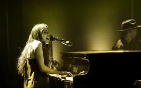 Картинка концерт, Birdy, Jasmine van den Bogaerde, британская певица