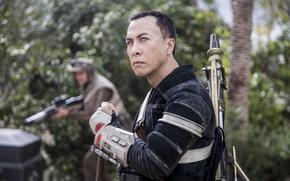 Обои sugoi, Rogue squadron, Rogue One A Star Wars Story, armor, Star Wars, Donnie Yen, battlefiel, ...