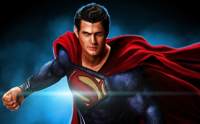 Картинка Superman, superhero, Clark Kent, Kal-El, Man of steel