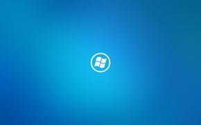Обои знак, минимализм, лого, logo, minimalism, sign, бренд, brand, windows 8, 2560x1600