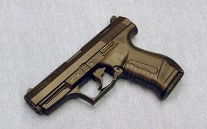 Обои P99, Walther, пистолет