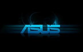 Картинка blue, Asus, shareon, no advertisment