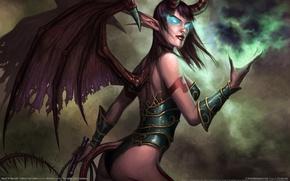 Картинка World of Warcraft, Суккуб, Мир Варкрафта