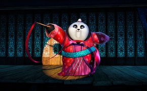 Картинка Girl, Action, the, DreamWorks, Female, Wallpaper, Family, Woman, Kung Fu Panda 2, Year, EXCLUSIVE, Animation, …