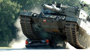 Картинка guns, gun, Tank, tanks
