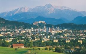 Картинка город, Австрия, Zalcsburg