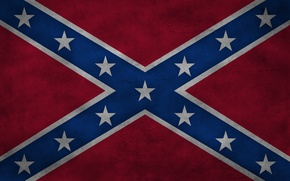 Картинка звезды, флаг, америка, штаты, реднек, конфедерация