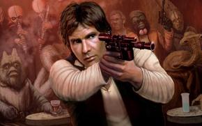 Картинка Star Wars, Оружие, Han Solo, Хан Соло