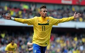 Картинка neymar, футбольные обои от дяди васи, неймар
