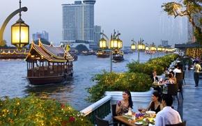 Картинка city, город, Таиланд, Бангкок, Thailand, Bangkok