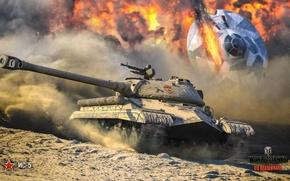 Картинка танк, USSR, СССР, танки, WoT, Мир танков, tank, World of Tanks, tanks, Wargaming.Net, BigWorld, ИС-5, …