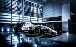 Картинка формула 1, болид, Formula 1, Williams, FW38