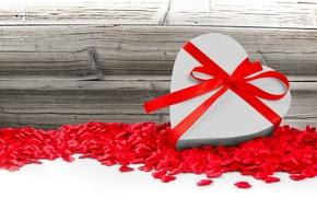 Обои valentine's day, love, heart, romantic, сердечки