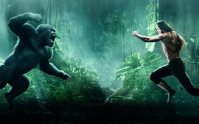 Картинка Lost, Fantasy, The, Legend, Boy, EXCLUSIVE, versus, Man, Movie, Battle, Forest, Film, Human, Adventure, Monkey, …