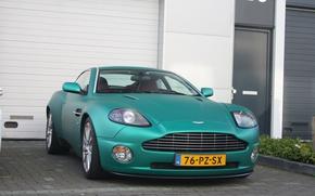 Картинка Aston Martin, Vanquish, S