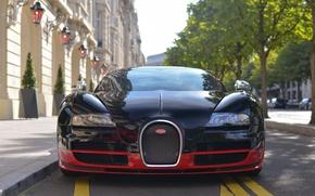 Обои bugatti, veyron, grand, sport, vitesse