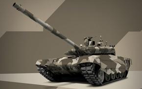 Картинка Танк, Т-90 МС, УралВагонЗавод