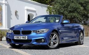 Картинка BMW, Cabrio, 435i