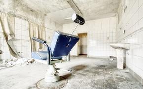 Картинка интерьер, больница, кабинет