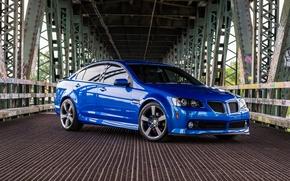 Картинка Blue, Pontiac