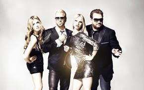 Картинка Ace of Base, шведская поп-группа, Happy Nation