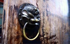 Картинка кольцо, Дверь, джин