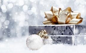 Обои праздник, новый год, рождество