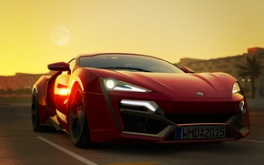 Обои game, 2015, HyperSport, Lykan, игра, Project, Project CARS, Slightly Mad Studios, cars, Community Assisted Race ...