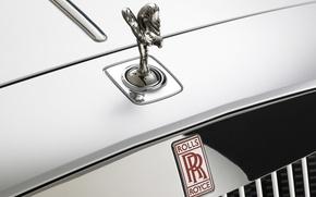 Обои Rolls-Royce, Знак, Эмблема