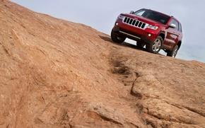 Обои grand, jeep, cherokee, 2011