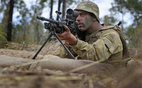 Картинка Queensland, Australian Army, Shoalwater Bay training area