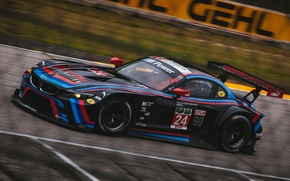 Картинка гонка, BMW, автомобиль, GTE