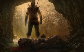 Картинка Ведьмак, The Witcher, Enhanced Edition, Стрыга