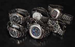 Обои watch, James Bond, часы
