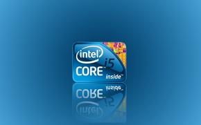 Картинка intel, процессор, core i5