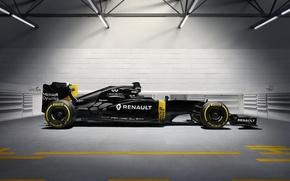 Картинка Болид, Французы, Renault R.S.16