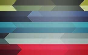 Картинка полосы, абстракции, цвет