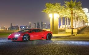 Обои Lamborghini, ламборгини, Huracan, хуракан, LP 580-2