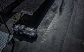 Картинка car, Jaguar, sportcar, road, race, classic, urban, E-type