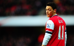 Картинка arsenal, club, Nike, football, ozil, player, gunners, german, Barclays Premier League, mesut ozil, mesut, gunner, …