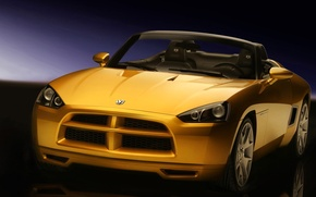 Обои Dodge, New, cabrio, Charger