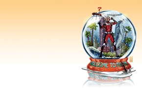 Картинка комикс, MARVEL, Ant-Man, Человек муравей